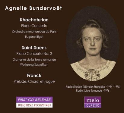 Agnelle Bundervoet Radio Broadcast Meloclassic