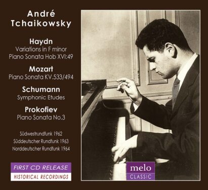 Andre Tchaikowsky German Radio Broadcast 1962-1964 Meloclassic