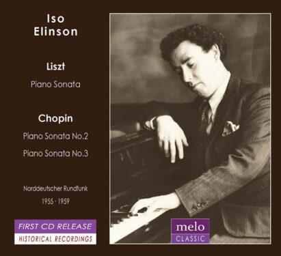 lso Elinson Liszt Chopin Meloclassic
